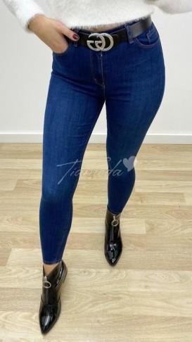 Skinny Jean - Lacıvert