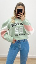 Boston Sweat - Mint