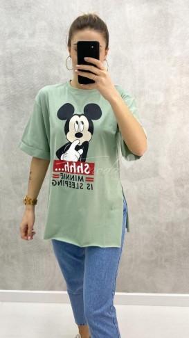 Minnie Tshirt - Mint