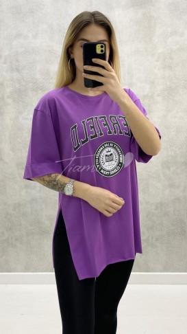 Berfield Tshirt - Lila