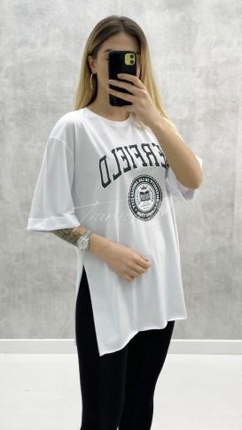 Berfield Tshirt - Beyaz