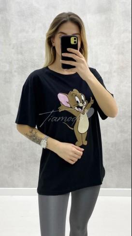 Jerry Tshirt - Siyah