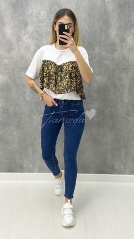 Skinny Jean - Lacivert