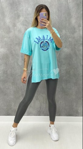 Miami Tshirt - Mint