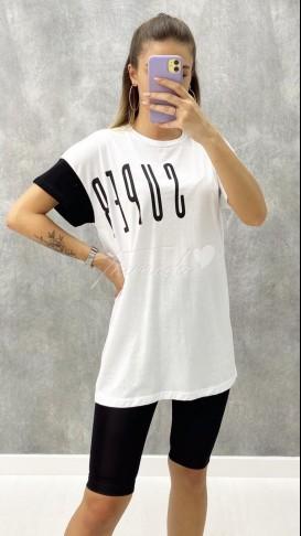 Super Tshirt - Beyaz