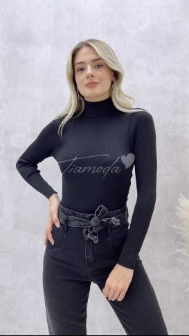 Siyah Balıkçı Kazak