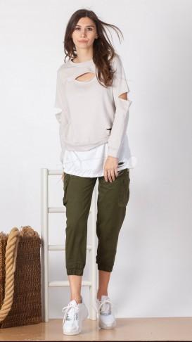 Kargo Pantolon - Yeşil