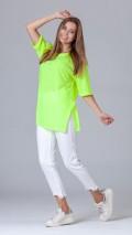 Bol Tshirt - Neon Sarı
